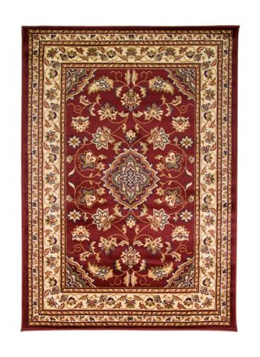 Sincerity Royal Sherbourne Traditional Rug In Red